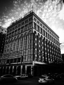 Congress Hotel, Chicago