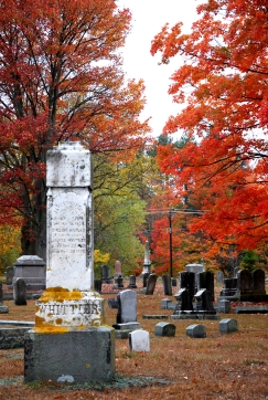 Bartlett Cemetery, Amesbury, MA