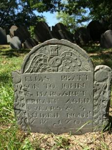The Salem Burying Point, Charter Street, Salem, MA