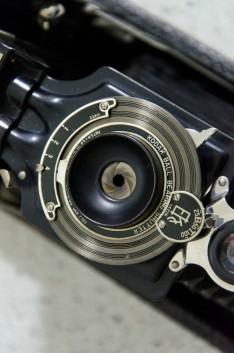 Kodak Junior No. 2C Autographic Camera Model A, ca. 1916-1927