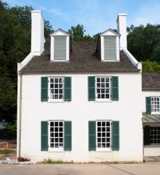 Great Falls Tavern, C&O Canal National Historic Park, Potomac, MD
