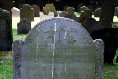 King's Chapel Burial Ground, Boston, MA