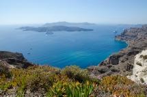 Santorini Caldera