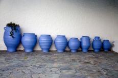 Vases, Kamari, Santorini