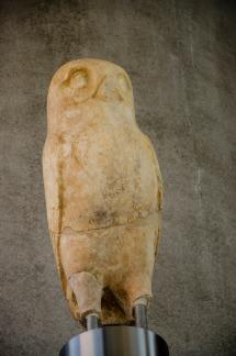 Owl, Acropolis Musuem, Athens