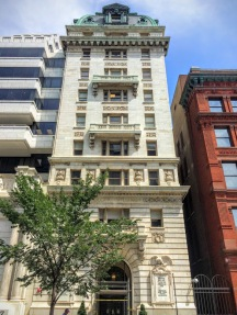 Folger Building, 15th Street NW, Washington, DC