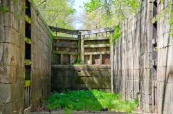 Dry lock gate, C & O Canal National Historic Park
